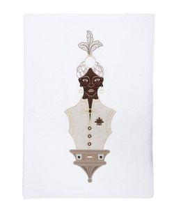JESURUM VENEZIA 1870 | Moretto Collection Cotton Bath Sheet