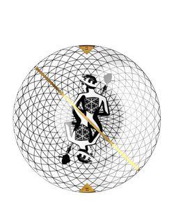 MAISON BY KHOL | The Empress Iii Porcelain Plate