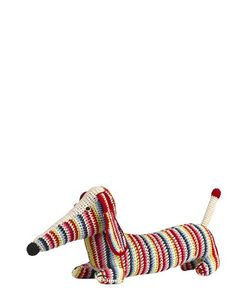 ANNE-CLAIRE PETIT | Hand-Crocheted Organic Cotton Dachshund