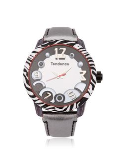 TENDENCE | Animal 3h Zebra Watch