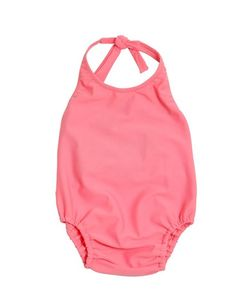 CARAMEL BABY AND CHILD   Lycra One Piece Swimsuit