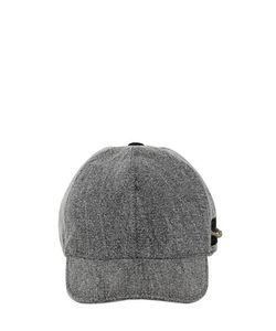 GI'N'GI   Linen Baseball Hat
