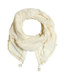 Péro | Cotton Gauze Square Scarf