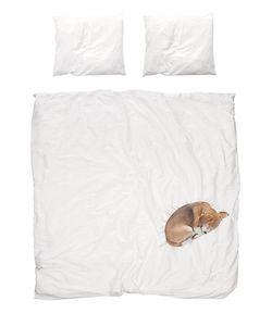 SNURK | Bob The Dog Cotton Duvet Cover Set