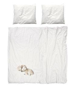 SNURK | 100 Wool Cotton Duvet Cover Set