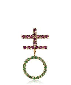 Bea Bongiasca | Luck Pendant Mono Earring