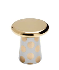 BOSA BY HAYON | Polka Dot Bone China T-Table