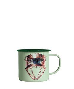 SELETTI WEARS TOILET PAPER | Eye Printed Metal Mug