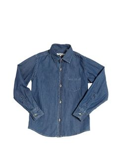 NUPKEET | Cotton Chambray Shirt