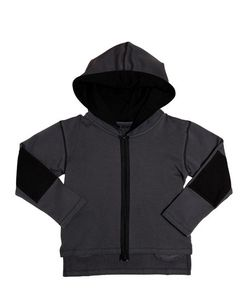 New Generals   Asymmetric Organic Jersey Sweatshirt