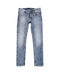 Diesel Kids | Skinny Fit Washed Stretch Jeans