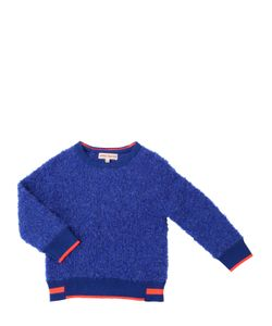 ANNE KURRIS | Cotton Wool Blend Bouclé Sweater