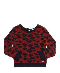 Little Marc Jacobs | Leopard Jacquard Sweater