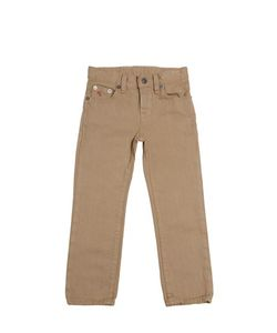 RALPH LAUREN CHILDRENSWEAR | 5 Pockets Slim Fit Jeans