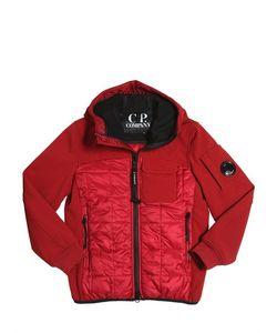 C.P.COMPANY UNDERSIXTEEN | Quilted Nylon Jacket