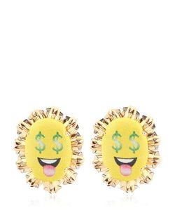BIJOUX DE FAMILLE | Be Cash Stud Earrings