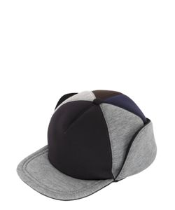 GI'N'GI | Ear Flap Neoprene Jersey Baseball Hat
