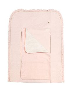 Tartine et Сhocolat | Embroidered Mat With Terrycloth Towel