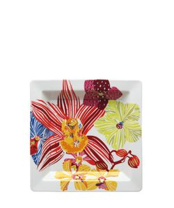 MISSONI BY RICHARD GINORI 1735 | Flowers Collection Square Key Tray