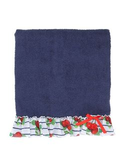 SELINI ACTION | Cotton Terrycloth Beach Towel