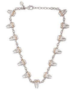 Schield | Teeth Braces Necklace