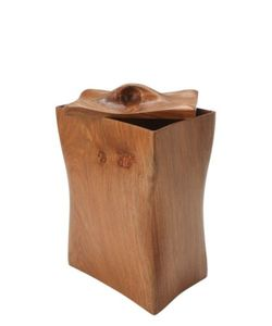 SOLANTU | Wooden Container With Lid