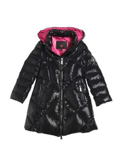 RICHMOND JUNIOR | Nylon Down Hooded Coat