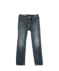 RALPH LAUREN CHILDRENSWEAR | Stretch Stonewashed Jeans