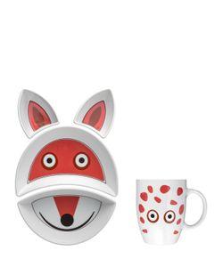 FLOWERSSORI | Fox Fine Porcelain Mealtime Set