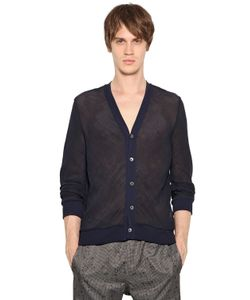 08SIRCUS | Cotton Open Weave Cardigan