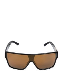 3.1 PHILLIP LIM X LINDA FARROW | Mask Acetate Sunglasses