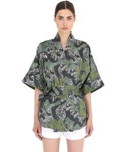 ACIEL | Liberty Cotton Poplin Kimono Jacket