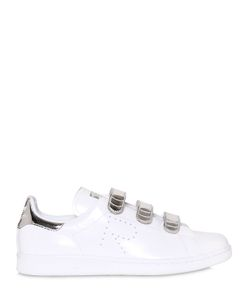 ADIDAS BY RAF SIMONS | Stan Smith Metallic Leather Sneakers