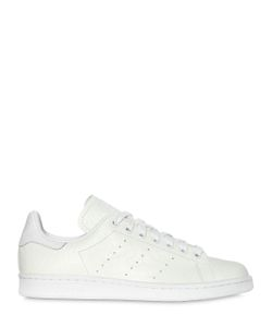 adidas Originals | Stan Smith Textured Leather Sneakers