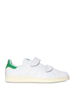 adidas Originals | Stan Smith Strap Leather Sneakers