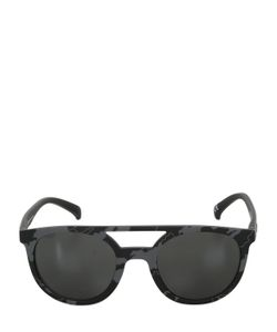 ADIDAS ORIGINALS BY ITALIA INDEPENDENT | Rounded Acetate Sunglasses