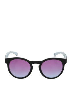 ADIDAS ORIGINALS BY ITALIA INDEPENDENT | Rounded Matte Acetate Sunglasses