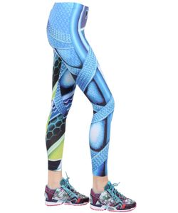 ADIDAS X MARY KATRANTZOU | Printed Lycra Leggings