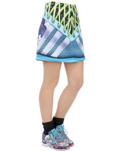 ADIDAS X MARY KATRANTZOU | Printed Neoprene Skirt