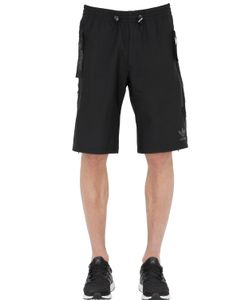 ADIDAS ORIGINALS STATEMENT | Xno Techno Fleece Shorts