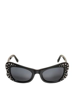 Agent Provocateur | Acetate Butterfly Sunglasses