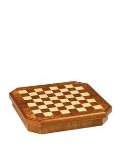 AGRESTI | Briar Elm Mahogany Chess Set
