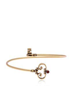 Alcozer & J   Key Cuff Bracelet