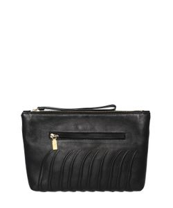 Alexander McQueen | Rib Cage Leather Pouch