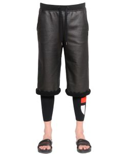 Alexander Wang | T Collection Coated Cotton Shorts