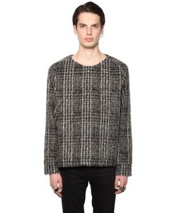 ALL APOLOGIES | Prince Of Wales Wool Blend Sweater
