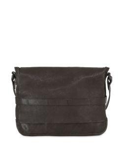 ALLSAINTS | Storm Leather Messenger Bag