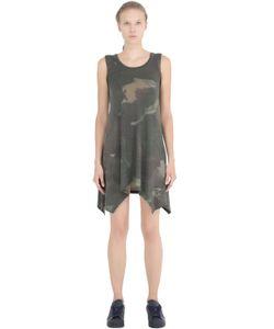 Alternative | Cotton Blend Jersey Dress