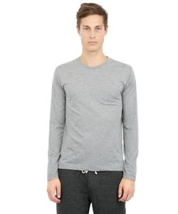Alternative | Organic Blend Long Sleeve Basic T-Shirt
