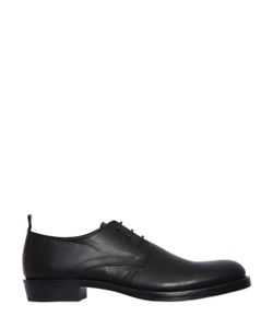 Ann Demeulemeester | Leather Derby Lace-Up Shoes